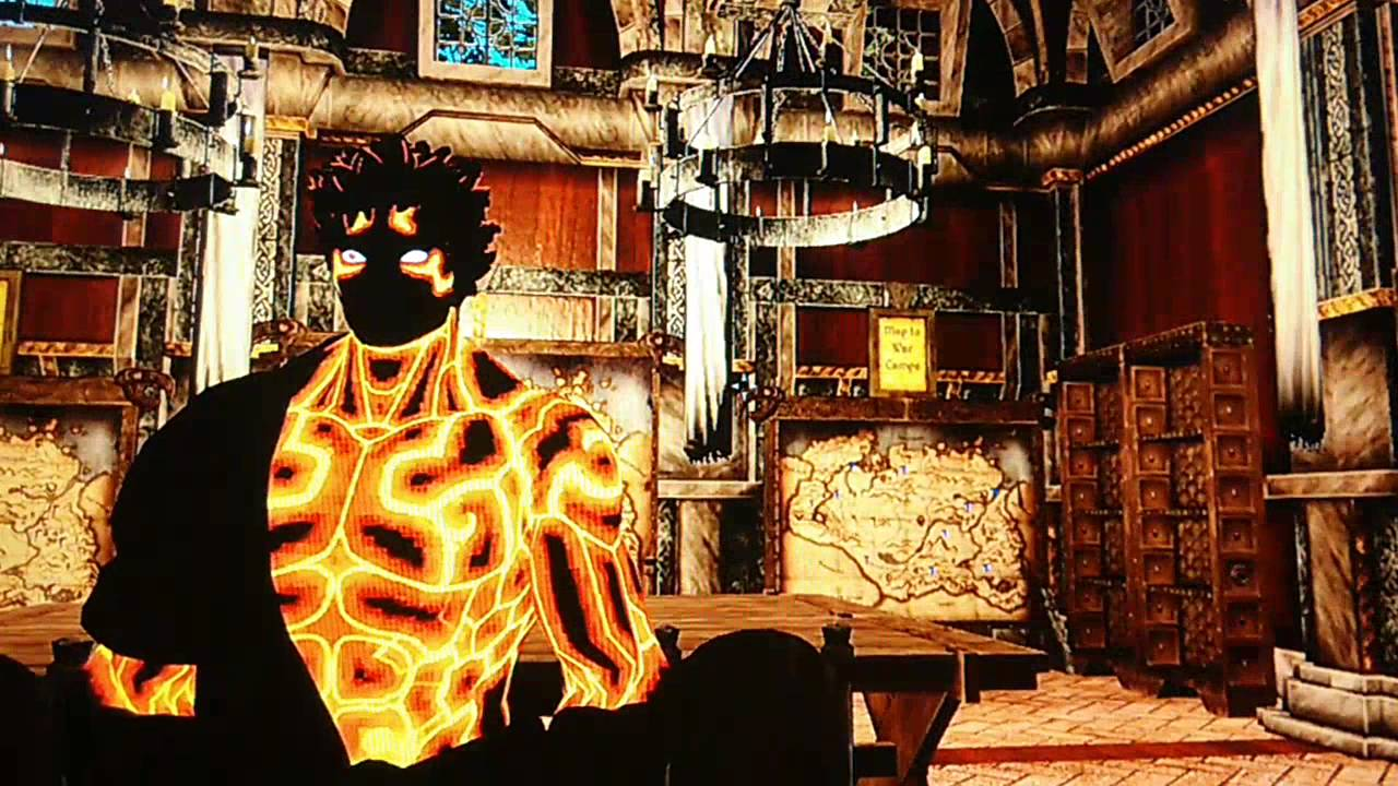 Skyrim Mods Xbox 360 Asuras Wrath In Skyrim YouTube