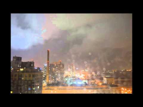 Hurricane Sandy FULL Satellite TIMELAPSE - An Unusual Hurricane ...