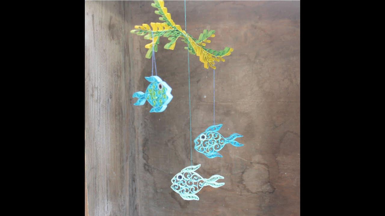 SEAWEED QUILLING - Karen Marie Klip & Papir