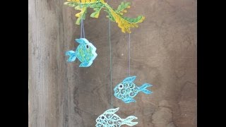 SEAWEED QUILLING