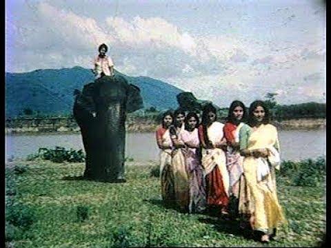 Kolir Krishna Buli Hahili // Kokadeuta Nati aru Hati (1983) //Hits of Pranjal Saikia & Mridula Barua