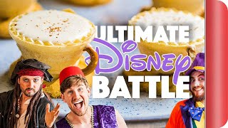 THE ULTIMATE DISNEY BATTLE