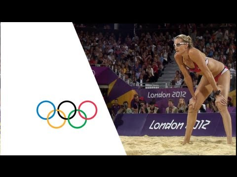 Beach Volleyball Women's Gold Medal Match - Highlights | London 2012 Olympics