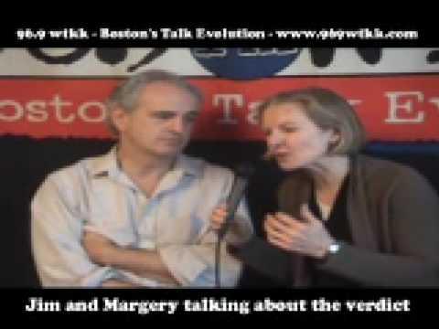 969 WTKK Bostons Talk Evolution Hosts Jim And Margery Verdict Video