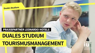 Duales Studium Tourismusmanagement an der IU | Praxispartner Leonardo Hotels