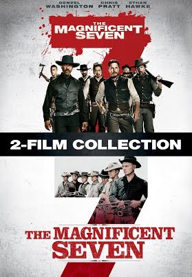 The Magnificent Seven: 2- Film Collection