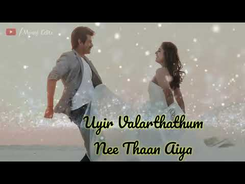 best tamil love song lyrics for whatsapp status
