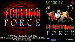 Fighting Force LongPlay