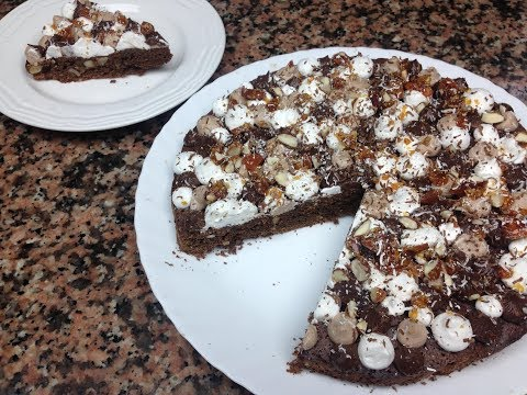 recette-gâteau-fantastik-brownie-&-crémeux-au-chocolat