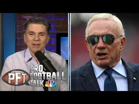 Cowboys' Jerry Jones leaves door open for coaching change | Pro Football Talk | NBC Sports