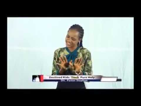 Pure And Holy By Favour Iwueze