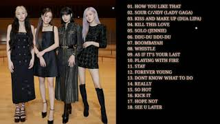 Download BLACKPINK FULL ALBUM PLAYLIST 2020