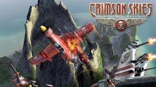 Crimson Skies: High Road to Revenge gameplay on Xbox One Backwards Compatibility [1080P]