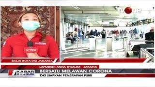 DKI Jakarta Siapkan Penerapan PSBB | tvOne
