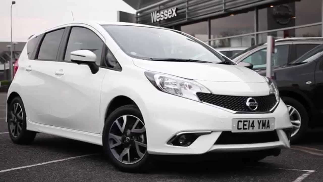 nissan note style pack wessex garages youtube. Black Bedroom Furniture Sets. Home Design Ideas