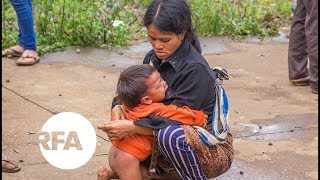 Lao Flood Victims Seek Shelter as Death Toll Rises | Radio Free Asia (RFA)
