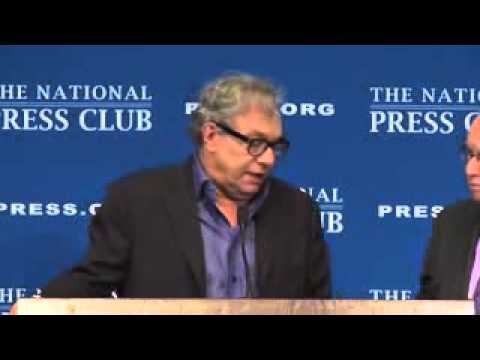 Lewis Black speaks at the National Press Club   April 14 2014