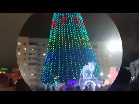 Поздравление с днём города Братск 12.12.2019