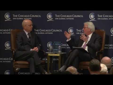 General Michael Hayden on American Intelligence in the Age of Terror