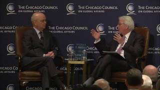 General Michael Hayden on American Intelligence in the Age of Terror