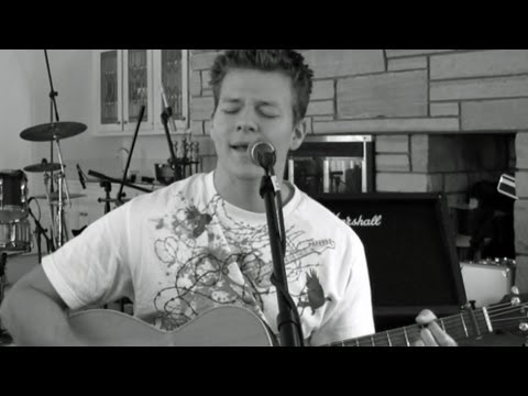 The Fray - Never Say Never (Don't Let Me Go) - (Tyler Ward Acoustic Cover) - Music Video