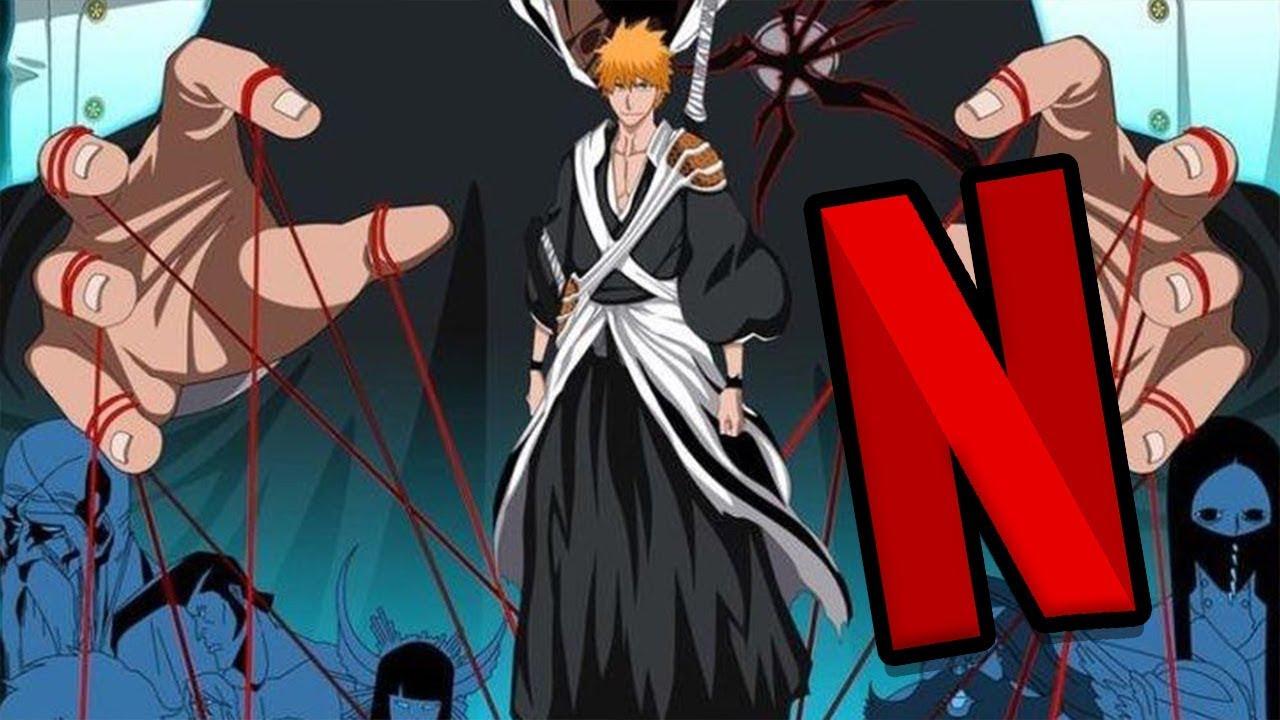 Bleach Netflix