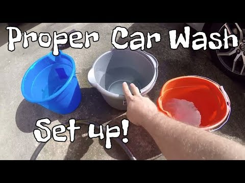 How to Properly Wash Your Car - 019