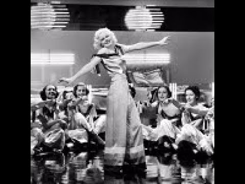 @michiokaku~SOUNDS exactly like JEAN HARLOW'S singing HOLLYWOOD PARTY~1934 mix take2