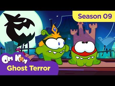 Om Nom Stories - Super-Noms: Ghost Terror (Halloween)