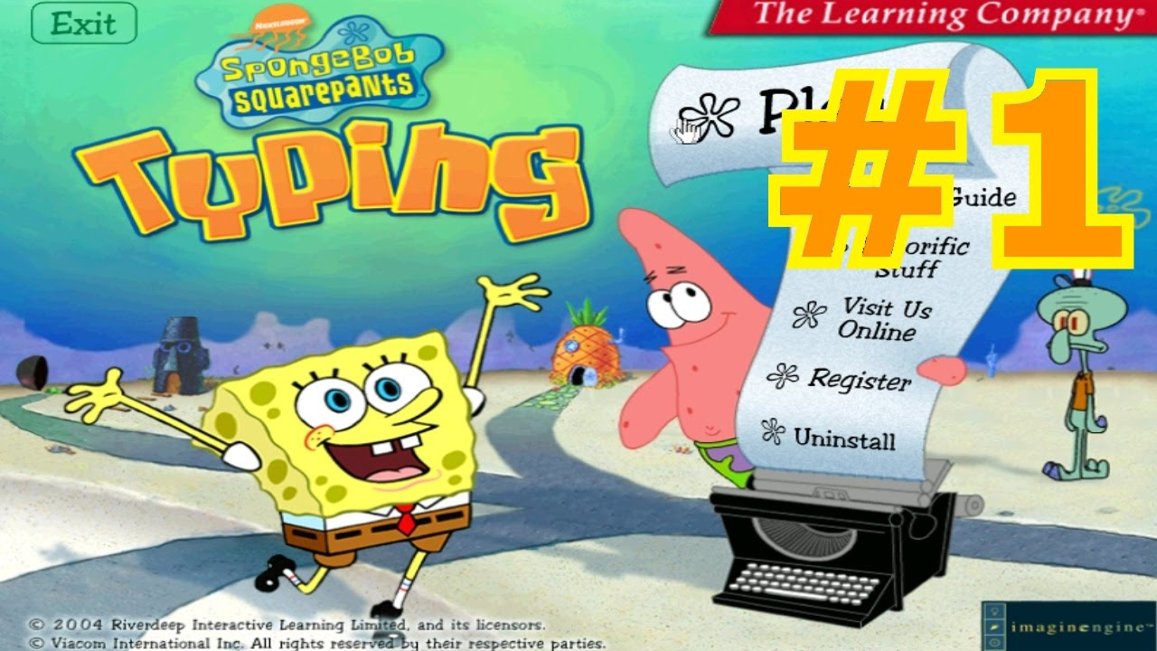 The Learning Company Games