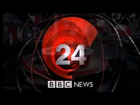 BBC News 24 - Opening Titles - 2004 to 2007