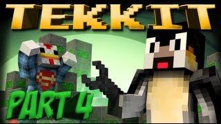 Tekkit Part 4 - Oil and Condenser!