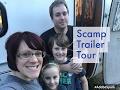 Scamp Trailer Tour