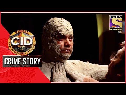 Crime Story   Daya Turned Into A Statue   CID