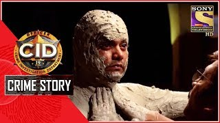Crime Story  Daya Turned Into A Statue  CID