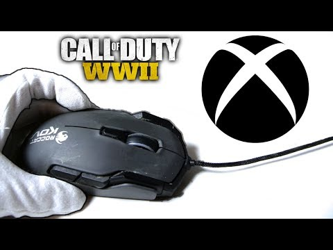 MOUSE ON XBOX ONE X... OVERPOWERED? PUBG & Call Of Duty WWII Gameplay (XIM4 Unboxing)