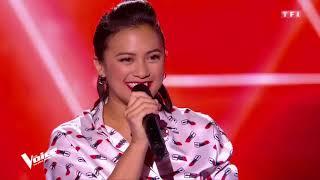 The voice : Alice Nguyen - «24K Magic» (Bruno Mars)(saison 7)