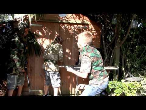 Shi No Numa- The Movie ( COD5 Nazi Zombie Parody Film) Real Life Nazi Zombies Live Action!