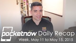 Google Nexus devices, iPhone 6s camera, Apple Watch comments & more - Pocketnow Daily Recap