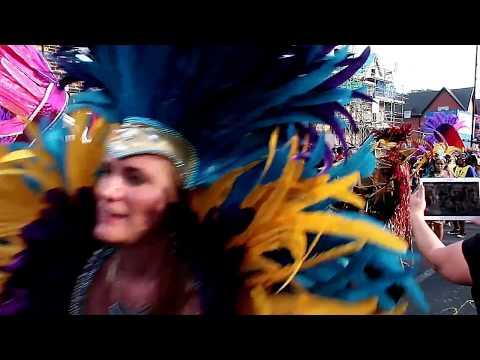 LEEDS CARNIVAL 2017 50th ANNIVERSARY - FULL PARADE (HD)
