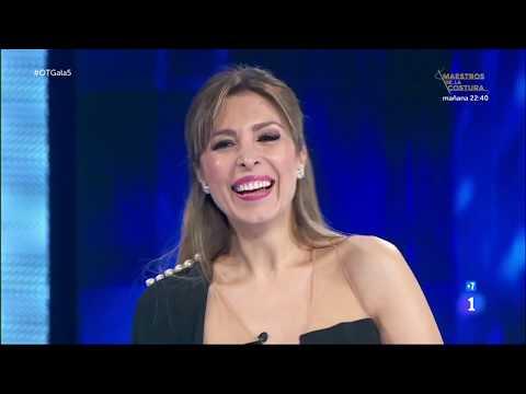"""Gisela en OT 2020 - """"Mucho Más Allá"""" - (Entrevista y actuación)"""