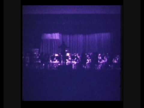 1979 Hobby Middle School, San Antonio 6th grade band