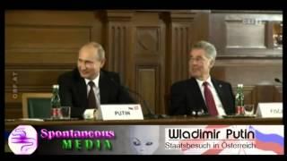 Putin verarscht die Österreicher