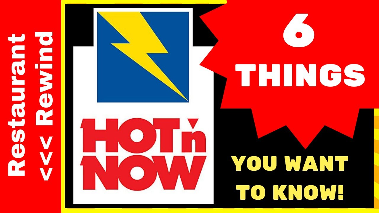 What Happened to HOT N NOW? image