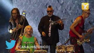 Los Auténticos Decadentes - Somos - Festival de Viña del Mar 2017 - HD 1080p