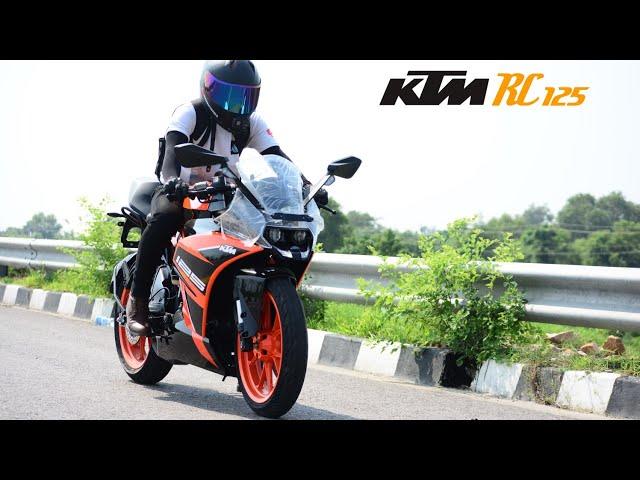 Rc 125 price in bangalore