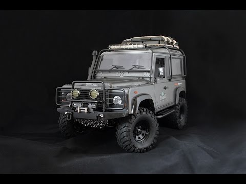 rc car scale rc offroad rc land rover defender 90. Black Bedroom Furniture Sets. Home Design Ideas