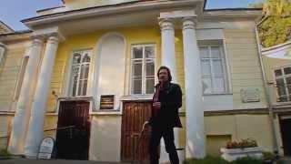 Пешком...Москва литературная(, 2014-12-04T04:48:57.000Z)