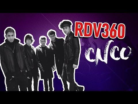 #RadioDisneyVivo 360 | CNCO