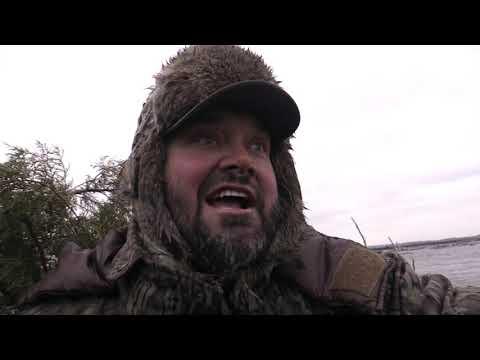 Louisiana Duck Hunting in the Snow - Louisiana - Sportsman TV - Full Episode